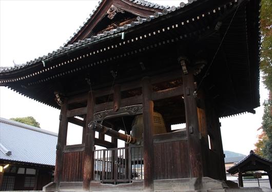 方広寺の鐘堂