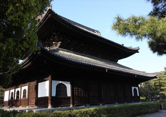 建仁寺法堂