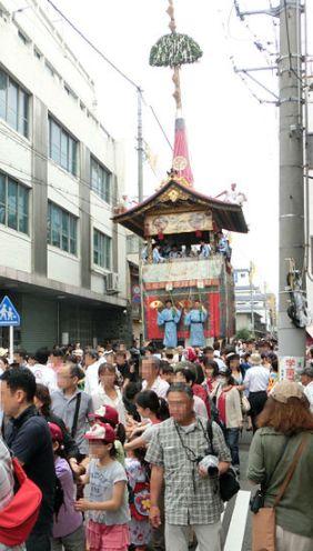 祇園祭風景
