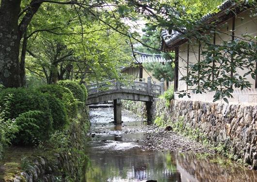 大覚寺の外観