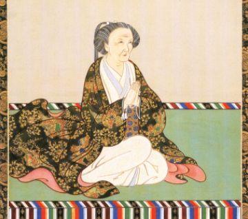 桂昌院お玉肖像画