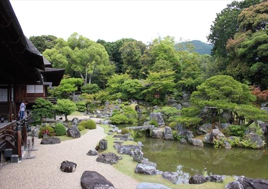 三宝院の庭園