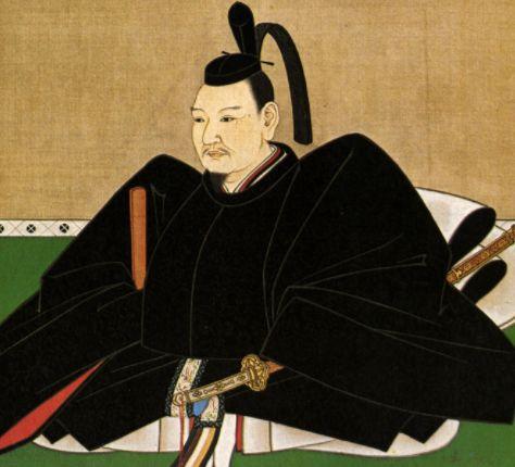 細川政元肖像画