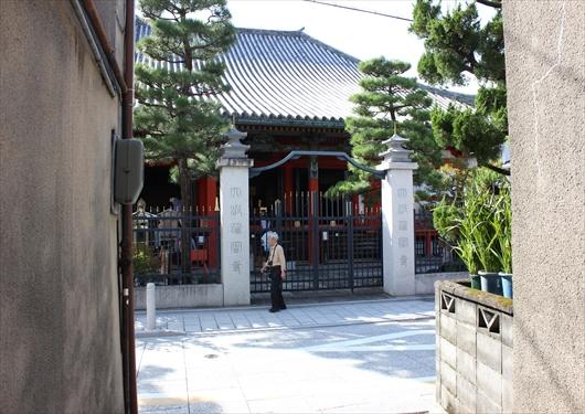 六波羅蜜寺門