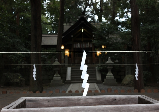 木嶋坐天照御魂神社の本殿