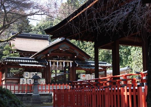 建勲神社本堂