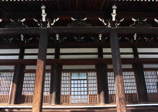 妙覚寺本堂