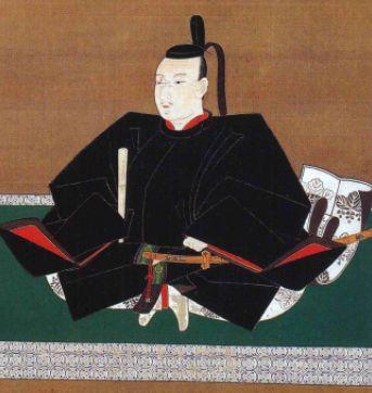 織田信忠肖像画