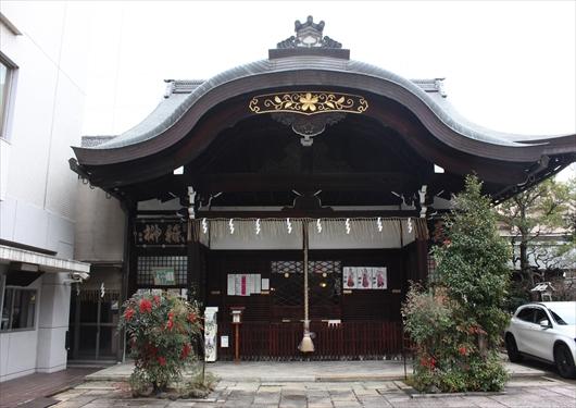 京都大神宮本殿