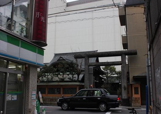 京都大神宮門前