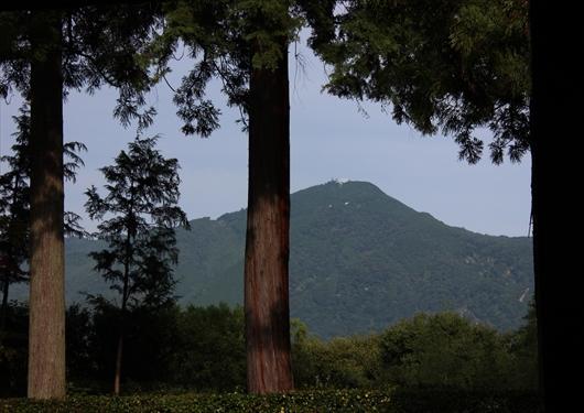 円通寺借景庭園