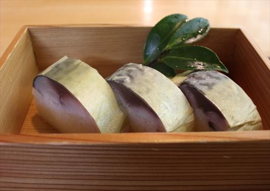 鯖街道花折の京鯖寿司