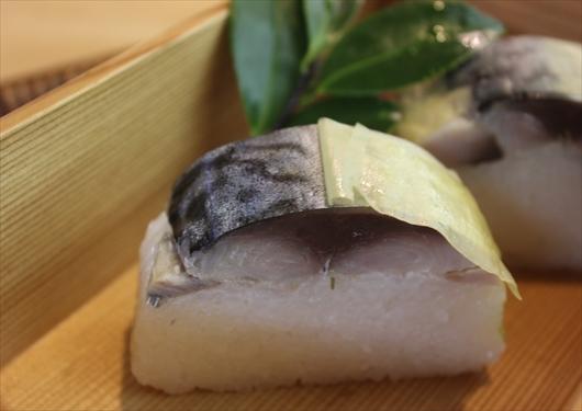 鯖寿司鯖街道花折