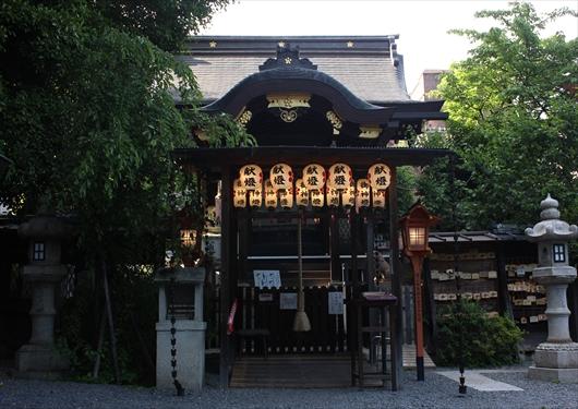 菅原院天満宮神社本殿