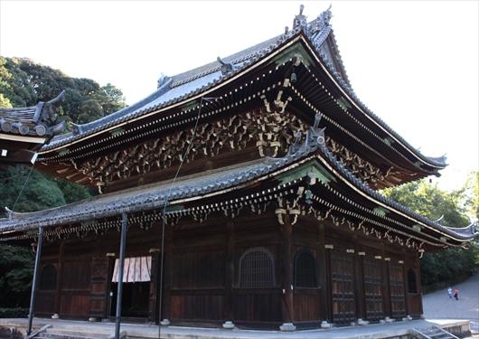 泉涌寺法堂