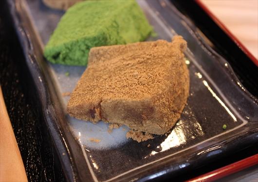 茶洛わらび餅