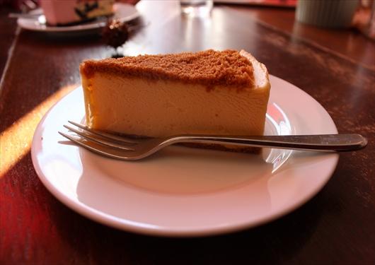 パパジョンズニューヨークチーズケーキ