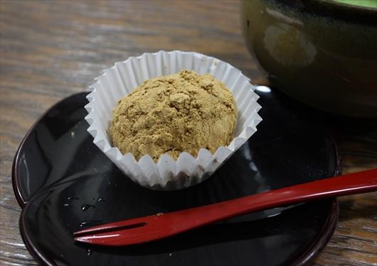 小多福のきな粉