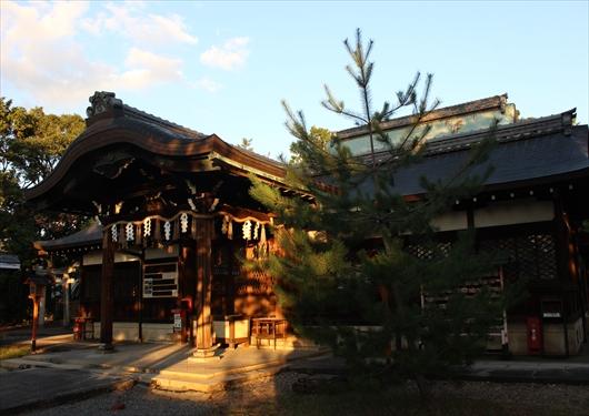 新日吉神宮本殿