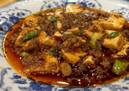 大鵬の麻婆豆腐
