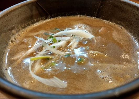 しゃかりき濃厚魚介スープ