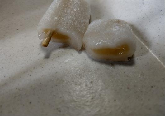 祇園ちご餅白味噌