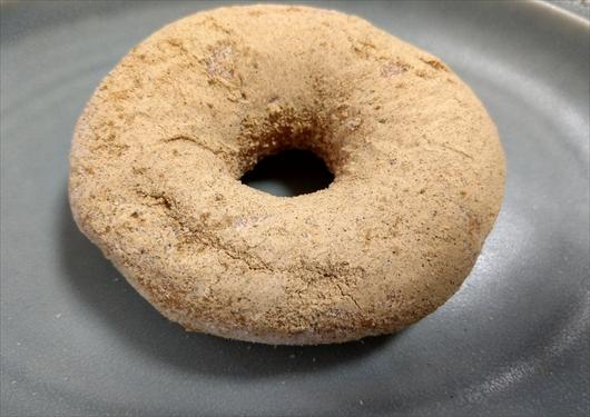 ニコットマムのきなこドーナツ