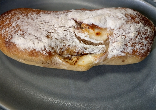 flipupクリームチーズパン