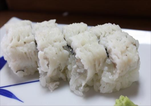 さか井鱧寿司白焼き
