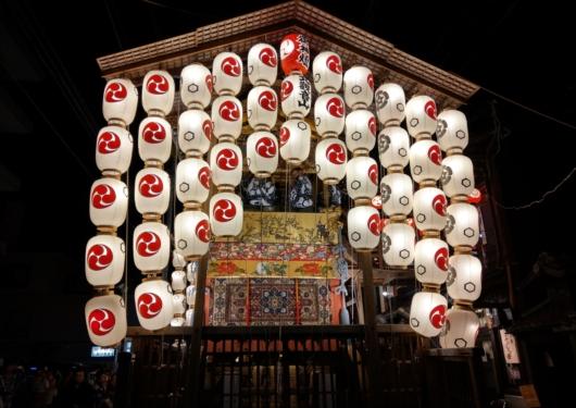 祇園祭北観音山
