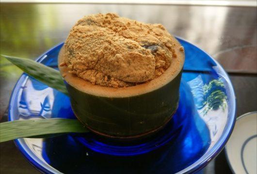 遊形サロン・ド・テのわらび餅