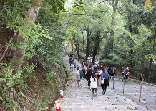 神護寺400段階段