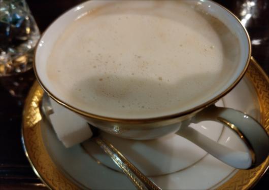 築地ウインナーコーヒー