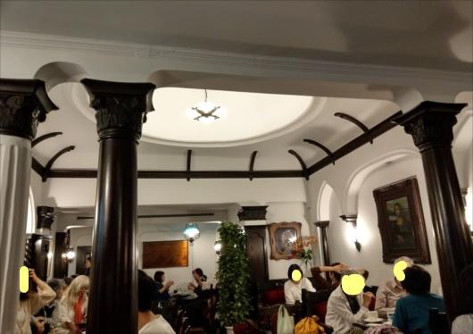 フランソア喫茶室満席