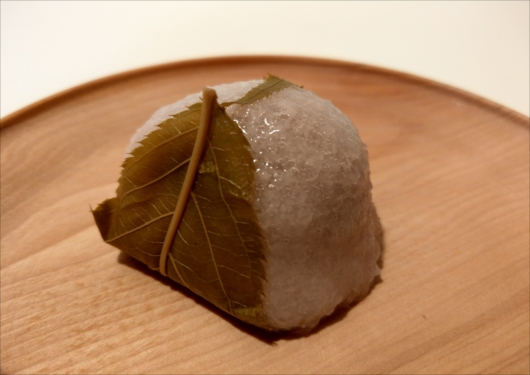 芳治軒の桜餅