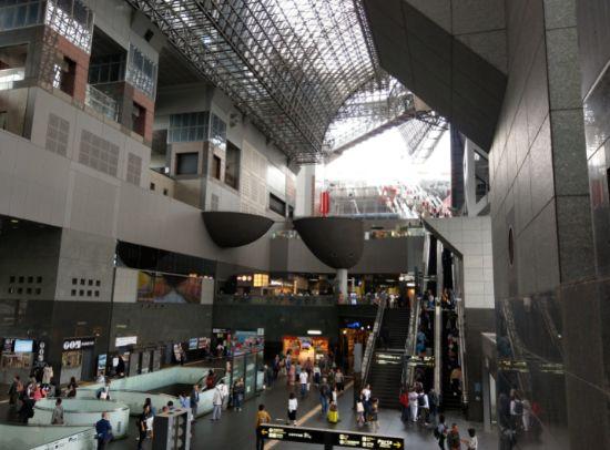 京都駅改札口