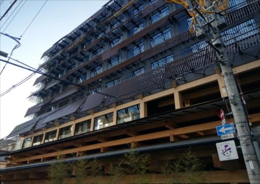 エースホテル京都北側