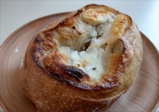 チアアップクリームチーズとブラックペッパー