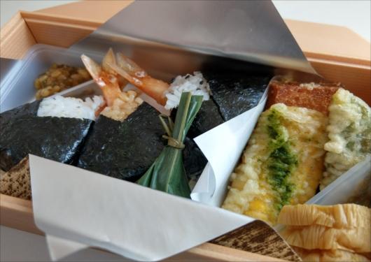 京都祇園天ぷら圓堂天結び
