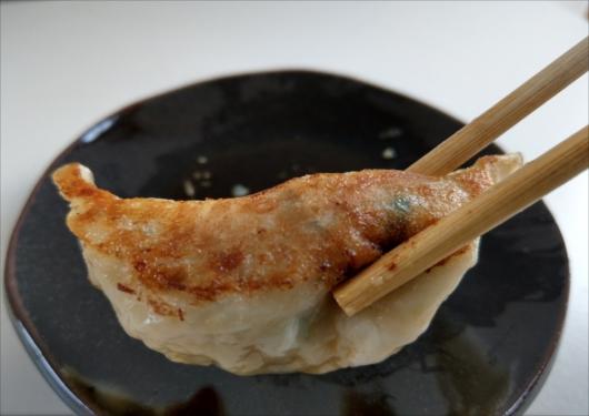 亮昌の焼き餃子