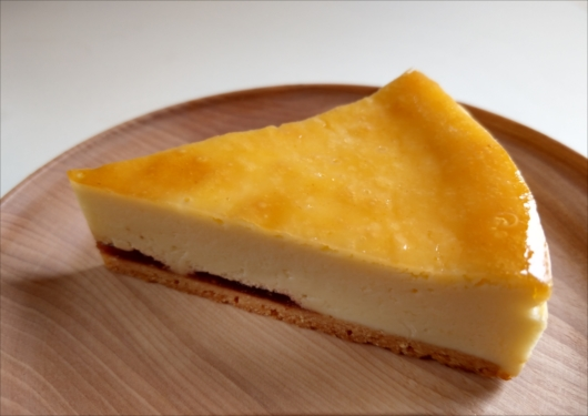ロトス洋菓子店チーズケーキ