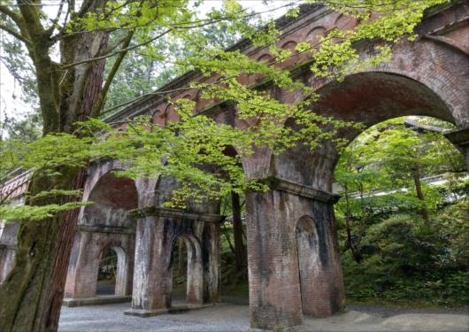 南禅寺の水閣路