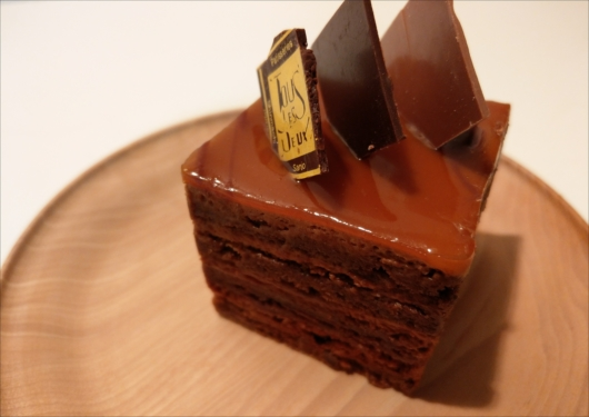 ドゥレ・ドゥーフレカラメルケーキ