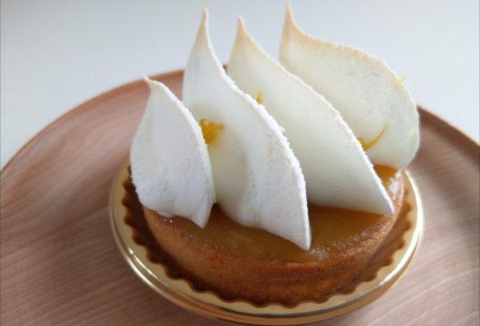 ロトス洋菓子店レモンのタルト