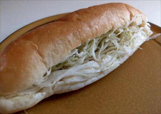 まるき製パン所ハムロール