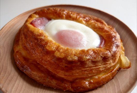 まるき製パン所ハムエッグ