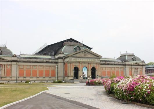京都国立博物館南山城の古寺巡礼