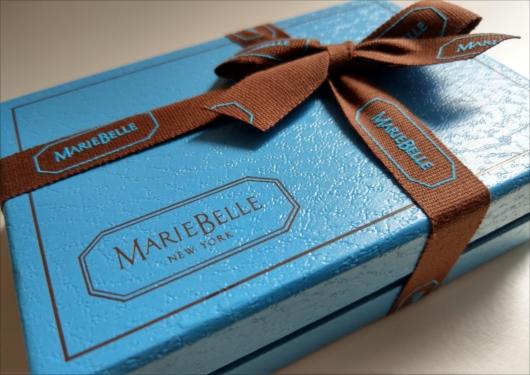 マリベル京都本店6個入りチョコレート