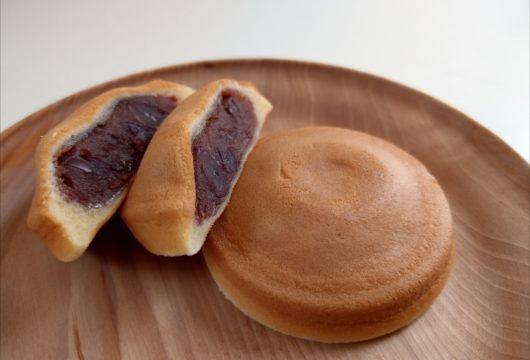 満月の阿闍梨餅