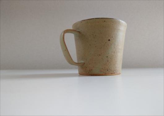 トキノハコーヒーカップ黄色